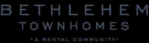 bethlehem townhomes logo